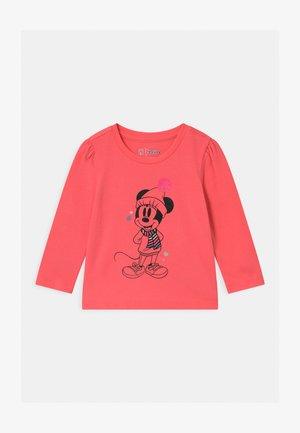 TODDLER GIRL DISNEY MINNIE MOUSE  - Top s dlouhým rukávem - pink