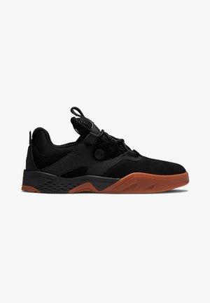 Sneakersy niskie - black/black/gum