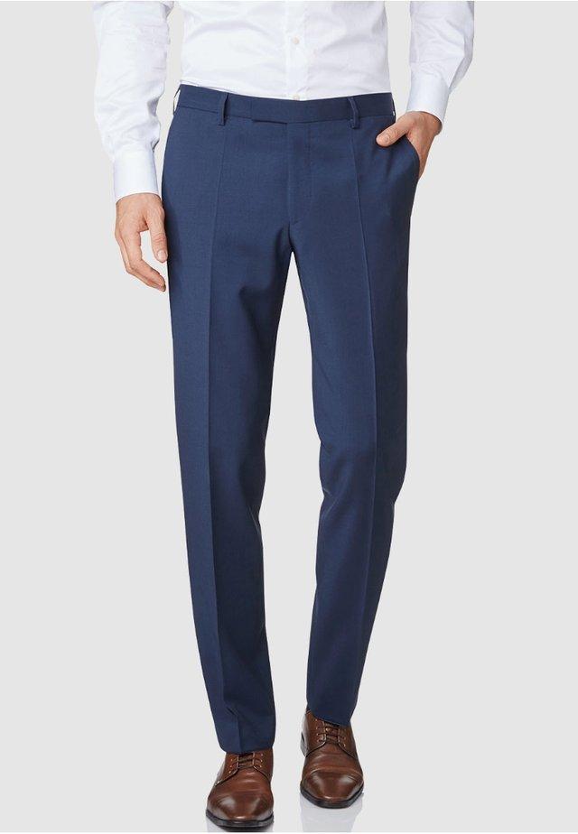 DAMIEN - Pantalon - blau