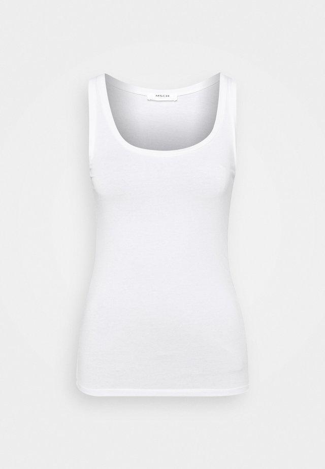 OLIVIE - Top - white