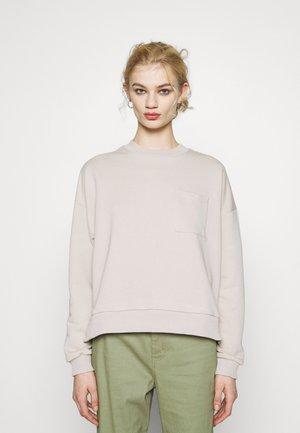 NMVIGGO - Sweatshirt - chateau gray