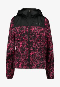 The North Face - PRINT CYCLONE - Summer jacket - rose red - 3