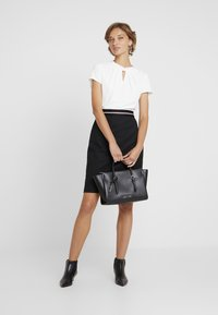 s.Oliver BLACK LABEL - Shift dress - forever black - 1