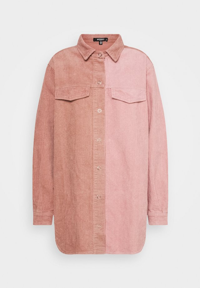 SPLICE  - Button-down blouse - pink