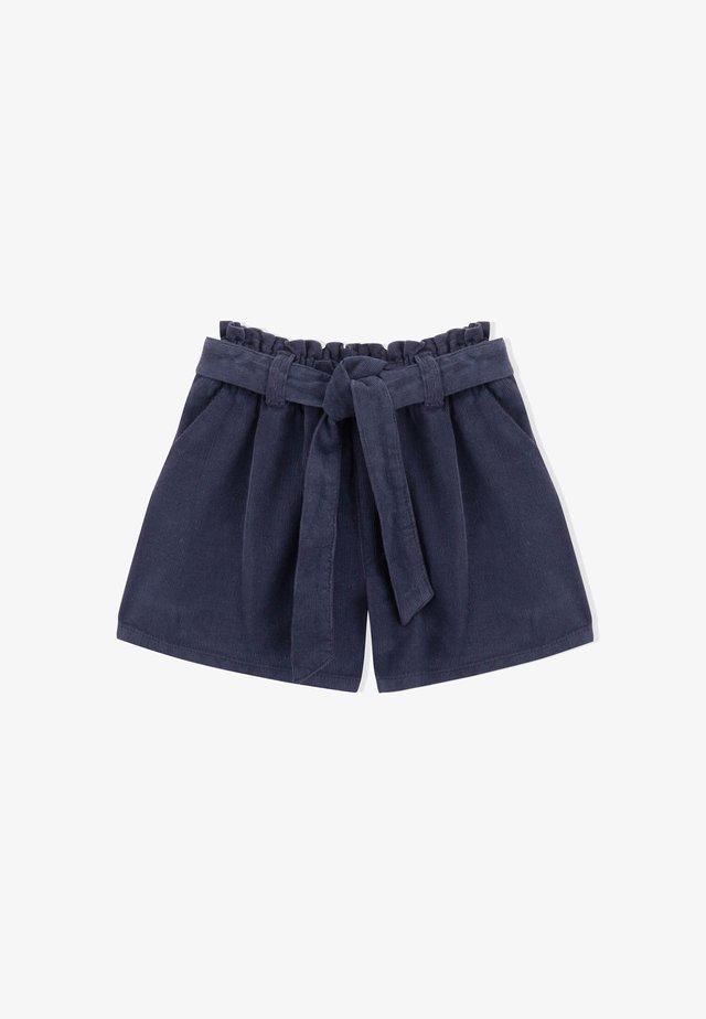 OKEMIA - Shorts - navy blue