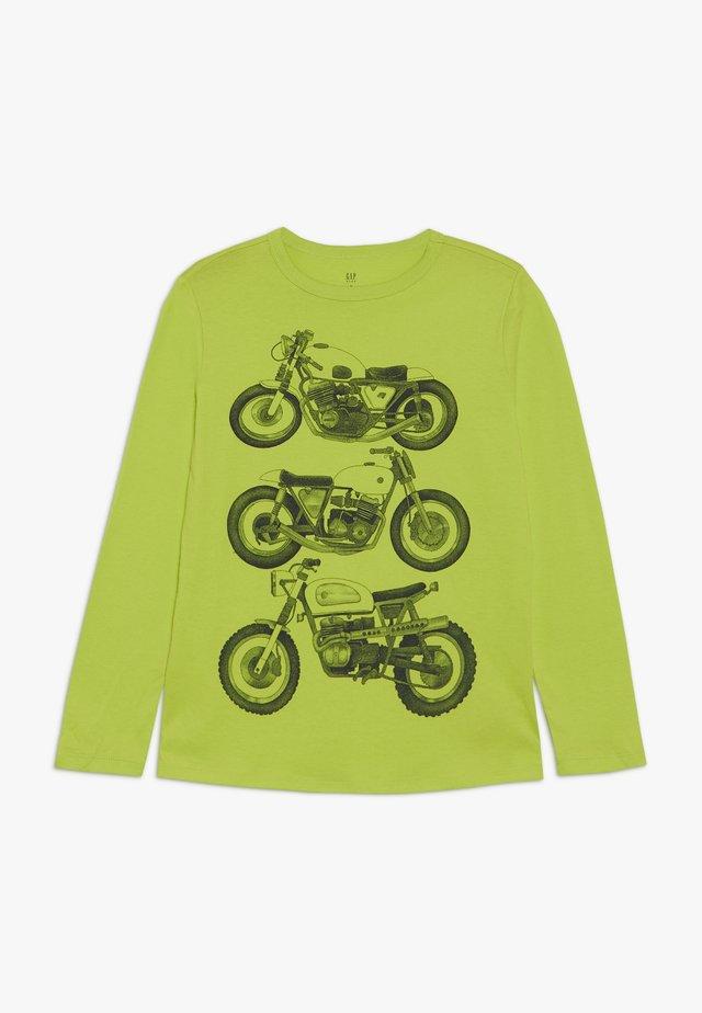 BOY - Pitkähihainen paita - green thumb
