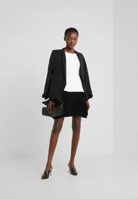 HUGO - SOLAINA - A-line skirt - black - 1
