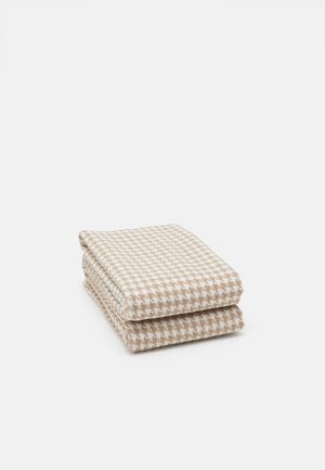 ONLSIA SOLID SCARF - Sjal - beige