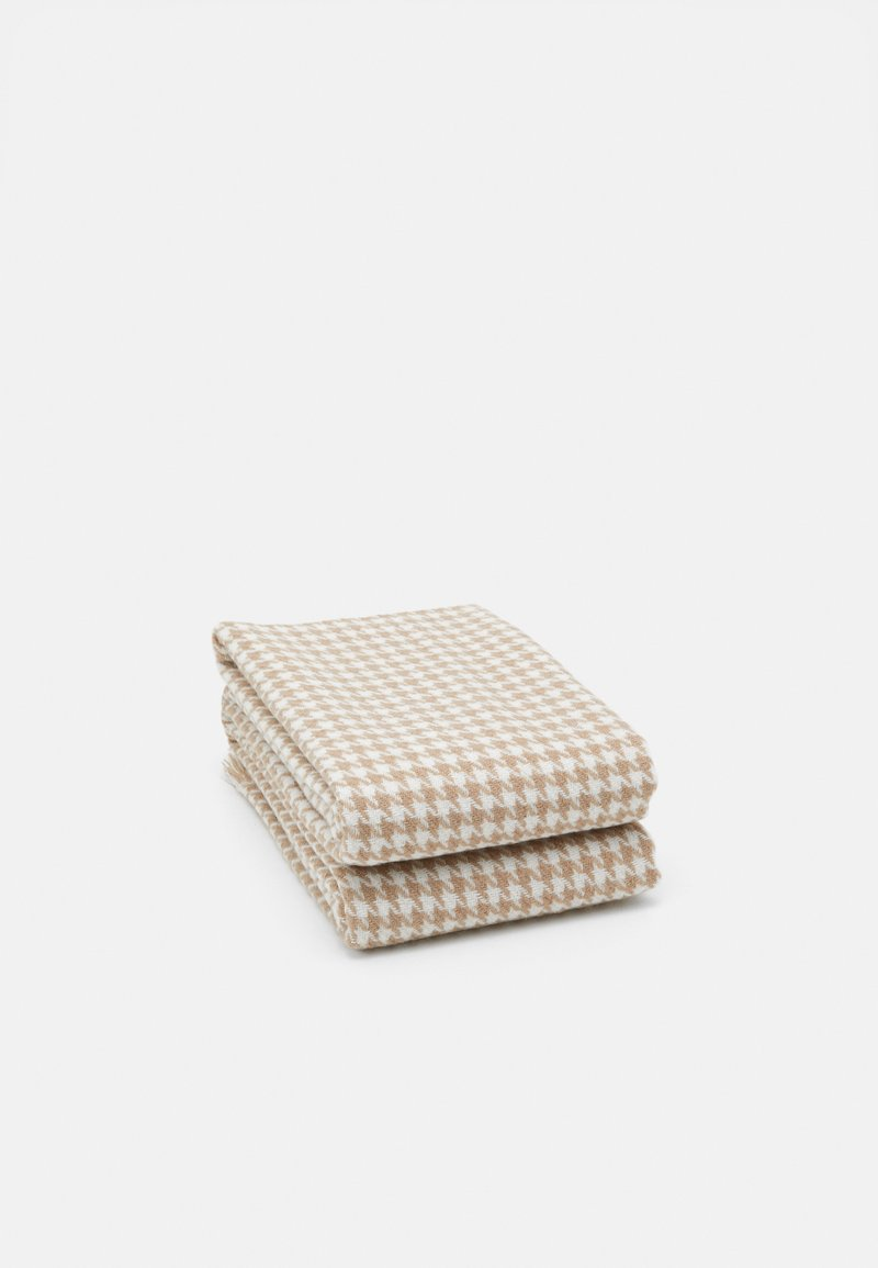 ONLY - ONLSIA SOLID SCARF - Scarf - beige