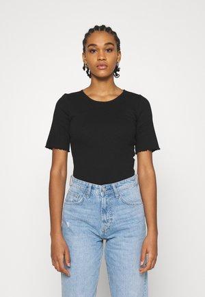 VIBALA - Camiseta básica - black