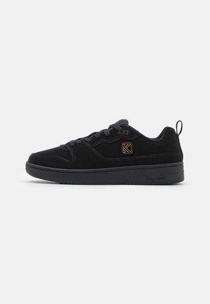 KANI 89 BOX PRM - Sneakers laag - black/gold