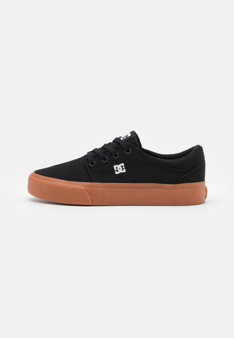 DC Shoes - TRASE UNISEX - Trainers - black