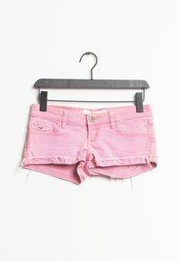 Hollister Co. - Jeansshort - pink - 0