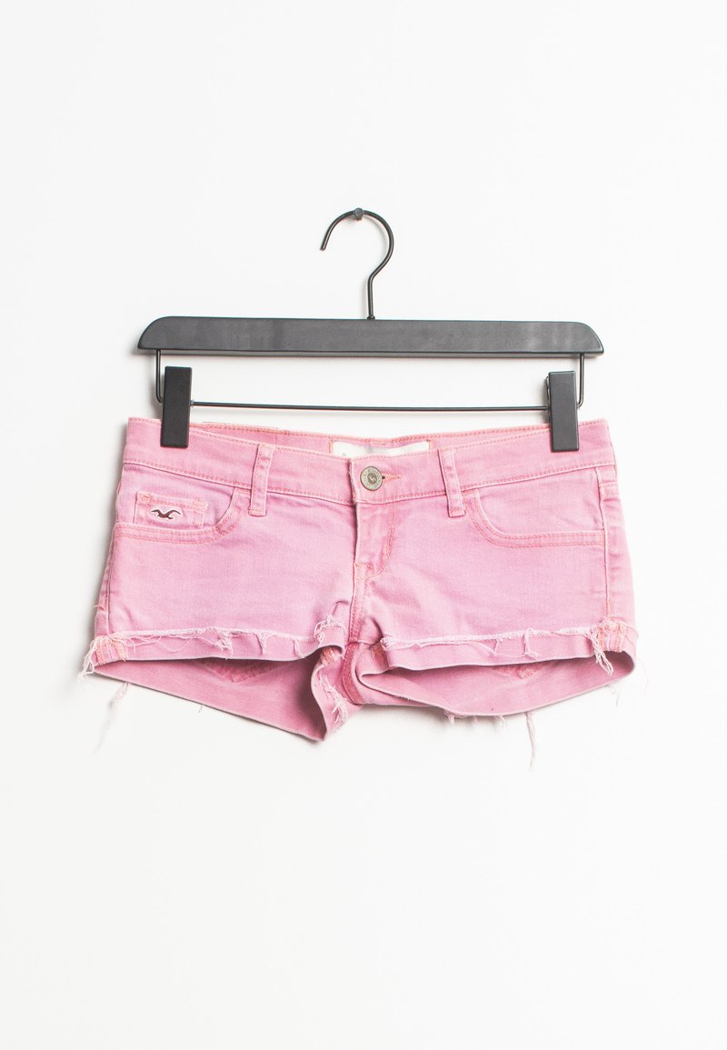 Hollister Co. - Jeansshort - pink