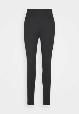 TECHNO LEGGING - Leggings - black