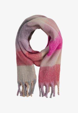 Sjaal - pink stripes