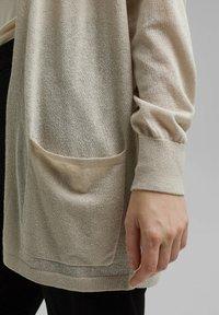 Esprit - Cardigan - light beige - 3