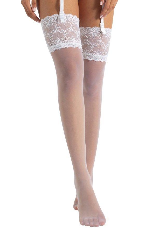 BRIDAL  - Calze parigine - white