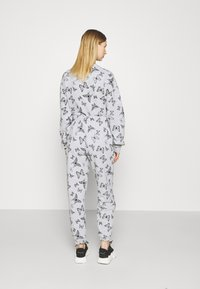 NEW girl ORDER - ACID BUTTERFLY JOGGER - Tracksuit bottoms - grey - 2