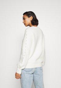 Fashion Union Petite - PEARLY - Jumper - cream - 2