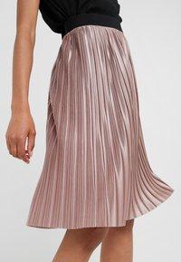 Bruuns Bazaar - PENNY CECILIE SKIRT - A-Linien-Rock - creamy rosa - 4
