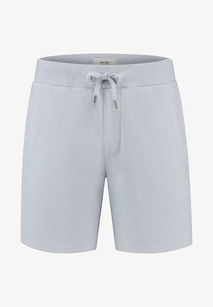 Shorts - dusty light blue