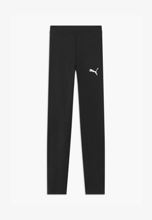 LIGA BASELAYER LONG UNISEX - Leggings - puma black