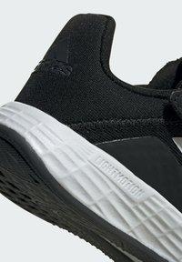 adidas Performance - DURAMO - Neutral running shoes - black - 9