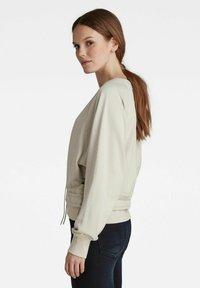 G-Star - RAW DRAWCORD - Sweatshirt - beige - 2