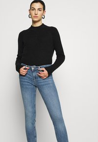 Liu Jo Jeans - MONROE - Jeans Skinny Fit - denim blue crux wash - 3