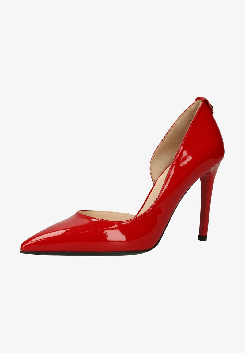 NeroGiardini - PUMPS - Classic heels - ciliegia 624
