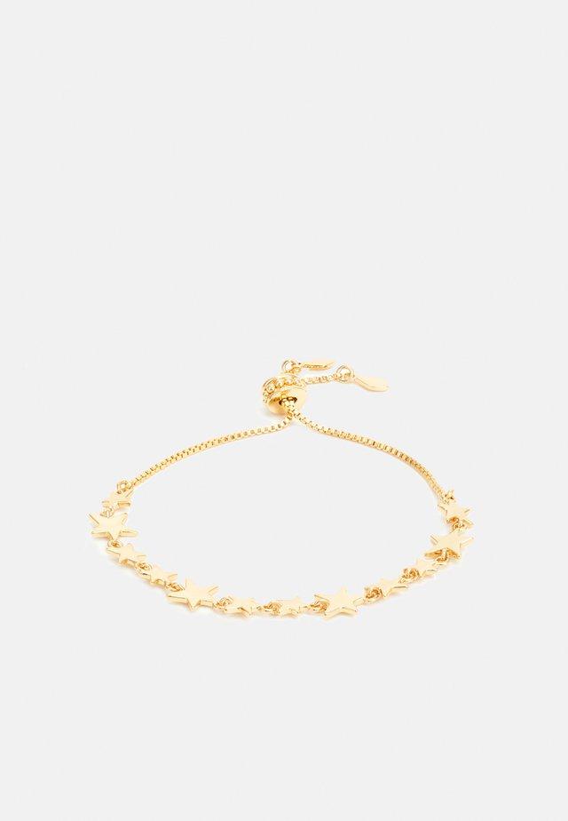 SCATTERED STARS ADJUSTABLE BRACELET - Boucles d'oreilles - gold-coloured