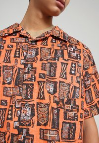 Napapijri - G-NAPALI - Shirt - orange mask - 5