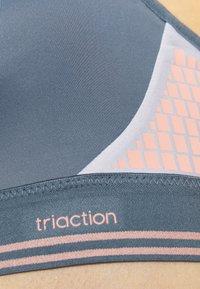 triaction by Triumph - CONTROL LITE - Sportovní podprsenka - grey - 5