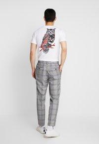 FoR - TROUSER - Kalhoty - grey - 2