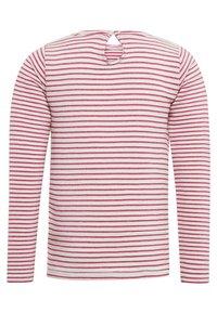 TOM TAILOR - MIT BRUST-PRINT - Camiseta estampada - pink - 1