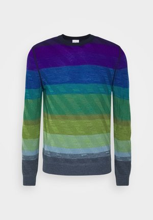GENTS CREW NECK - Svetr - multi-coloured