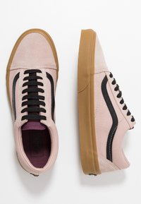 Vans - OLD SKOOL - Sneakers basse - shadow gray/prune - 1