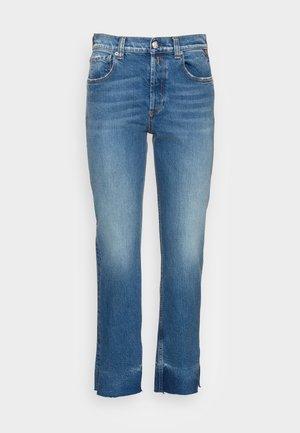 MAIJKE PANTS - Straight leg jeans - medium blue