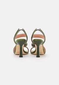 Alberta Ferretti - Sandals - green - 3