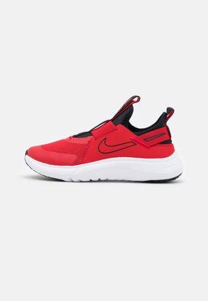 FLEX PLUS UNISEX - Neutral running shoes - university red/black/white