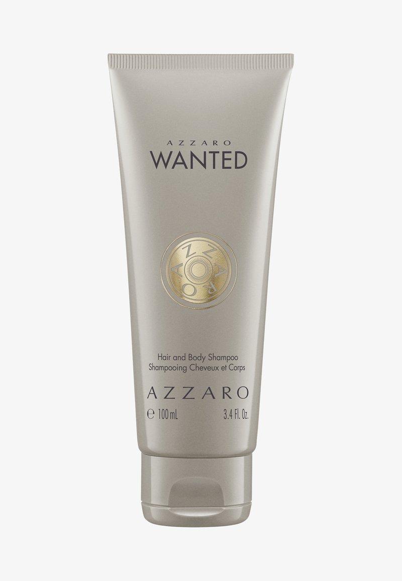 Azzaro Parfums - WANTED EAU DE TOILETTE H&B SHAMPOO - Shampoo - -