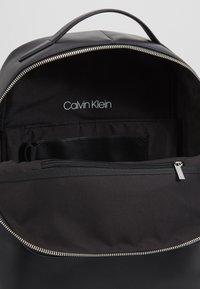 Calvin Klein - BACKPACK - Reppu - black - 3