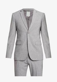 CFPHILIP CFBIRK SUIT - Sako - light grey melange