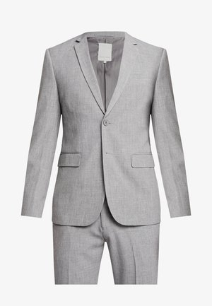 CFPHILIP CFBIRK SUIT - Suit jacket - light grey melange