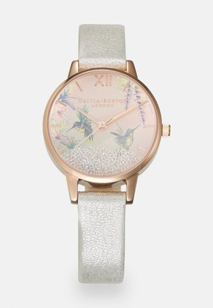 PAINTERLY - Watch - silver-coloured