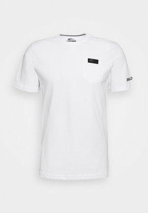 POCKET - Basic T-shirt - white