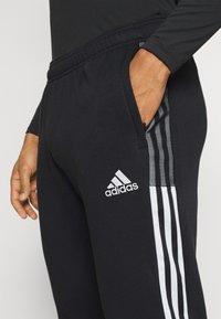 adidas Performance - TIRO - Trainingsbroek - black - 3