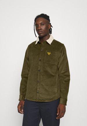 THINFORD OVERSHIRT - Kevyt takki - uniform green