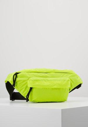 Bum bag - white/yellow